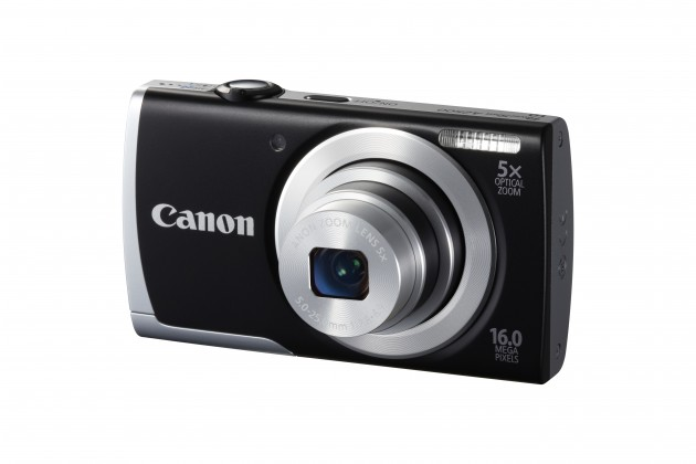 Digitálny kompakt  Canon POWERSHOT A2500 Black