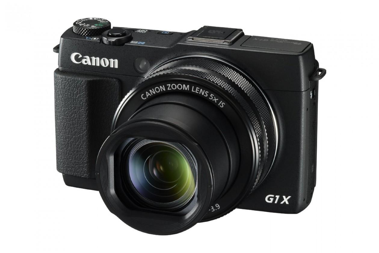 Digitálny kompakt Canon PowerShot G1 X mark II kompakt