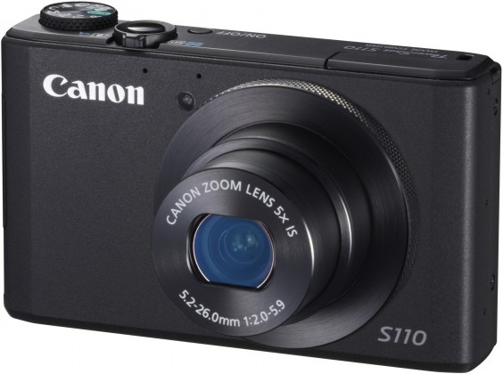 Digitálny kompakt  Canon POWERSHOT S110 Black