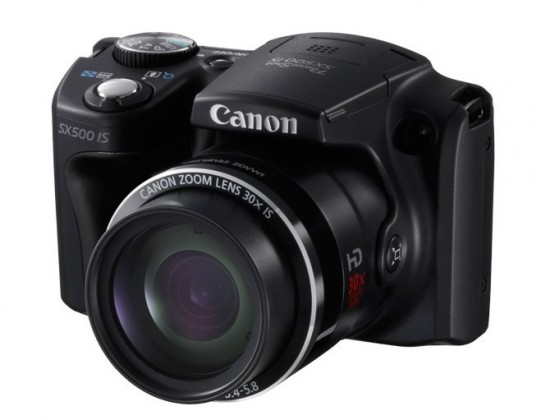 Digitálny kompakt  Canon POWERSHOT SX500 IS