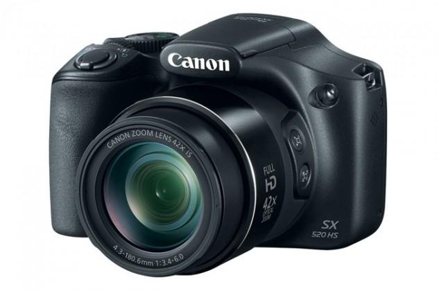 Digitálny kompakt  Canon PowerShot SX520 HS
