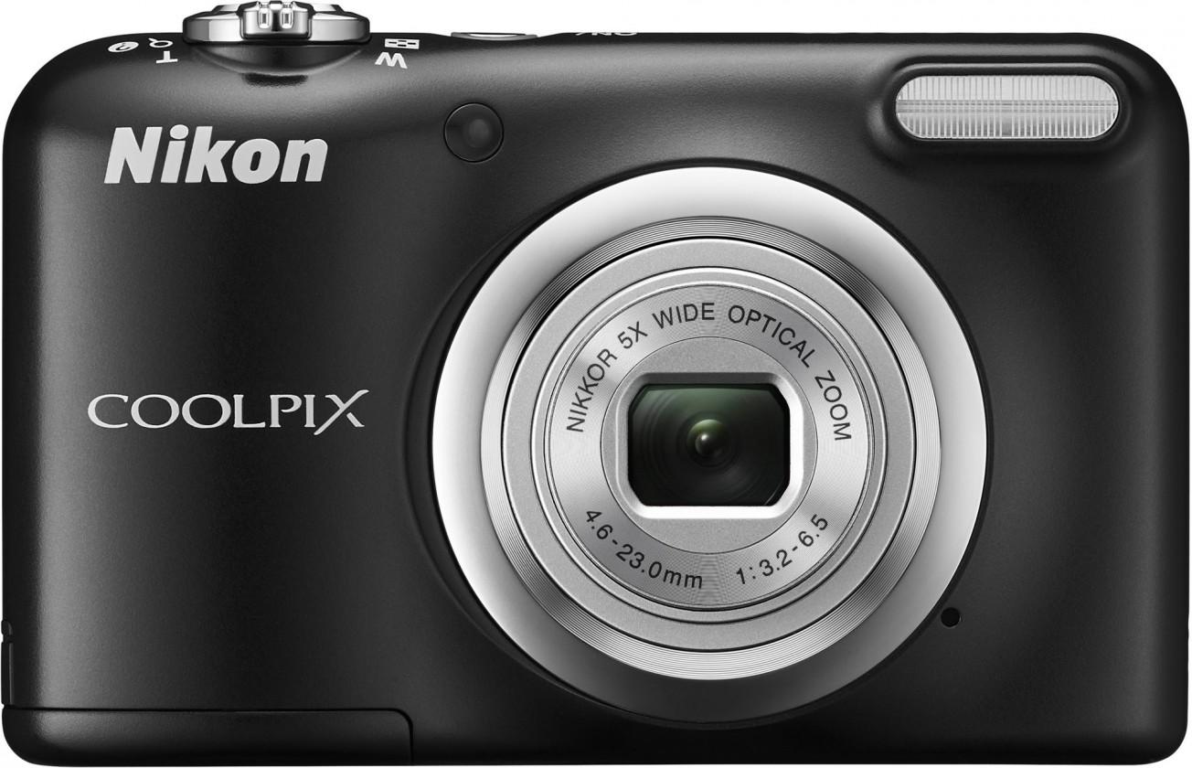 Digitálny kompakt Digitálny fotoaparát Nikon Coolpix A10, čierna