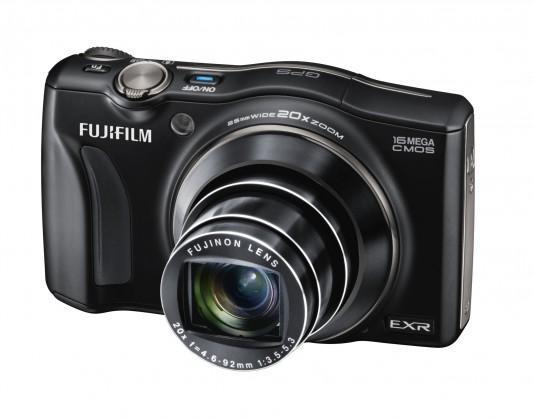 Digitálny kompakt  Fujifilm F770 Black
