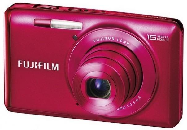 Digitálny kompakt  FUJIFILM FinePix JX700 Red