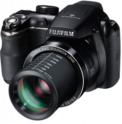 Digitálny kompakt  Fujifilm FinePix S4500 black