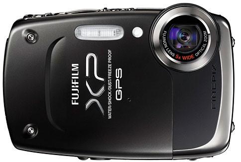 Digitálny kompakt  FujiFilm FinePix XP30 Black