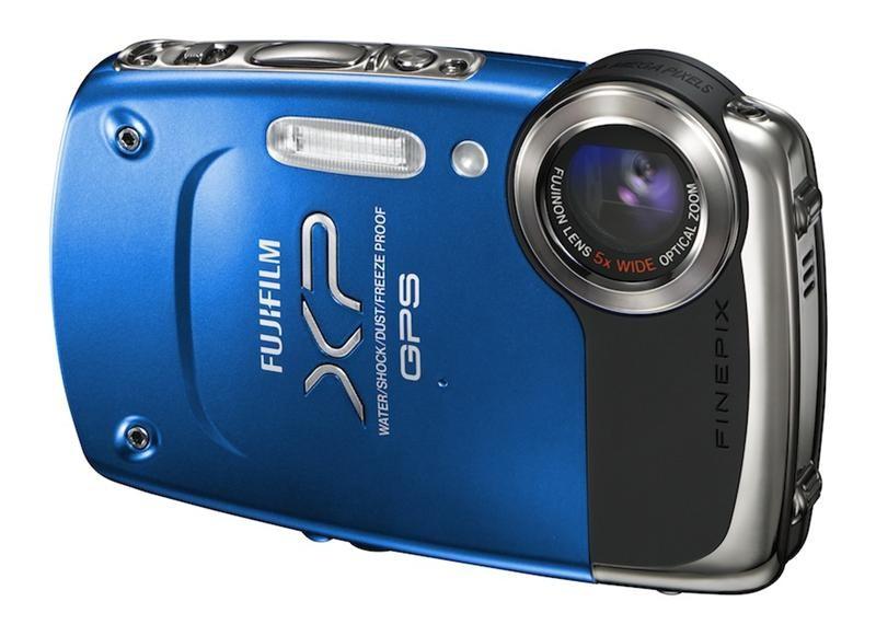 Digitálny kompakt  FujiFilm FinePix XP30 Modrý