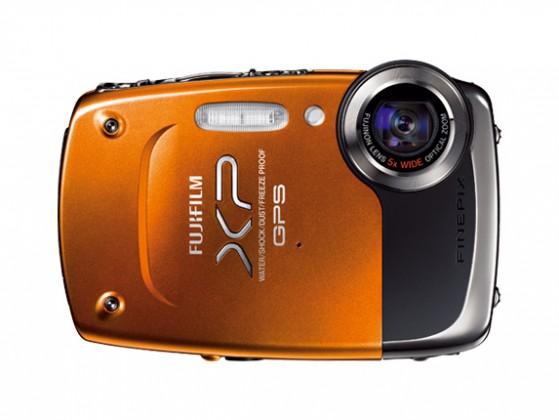 Digitálny kompakt  FujiFilm FinePix XP30 Orange