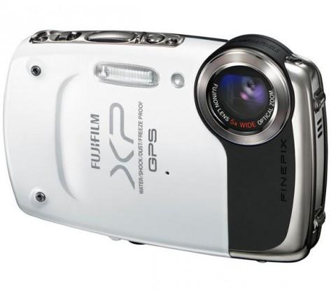 Digitálny kompakt  FujiFilm FinePix XP30 White