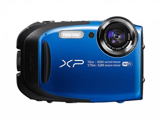 Digitálny kompakt FUJIFILM FinePix XP80 blue