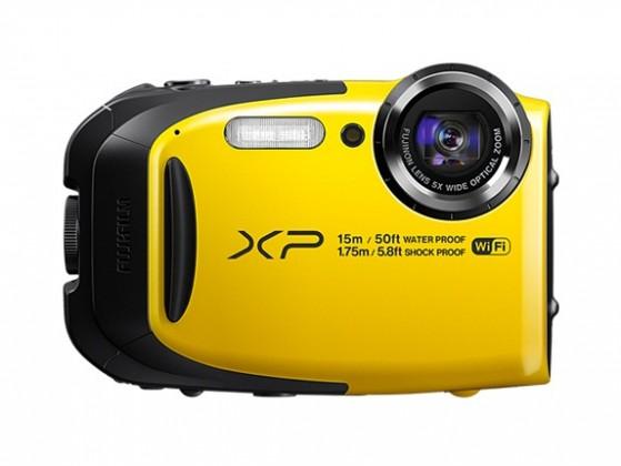 Digitálny kompakt FUJIFILM FinePix XP80 yellow