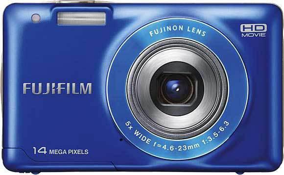 Digitálny kompakt  Fujifilm JX500 Blue