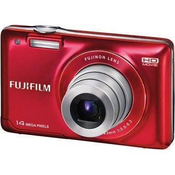 Digitálny kompakt  Fujifilm JX500 RED