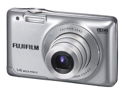 Digitálny kompakt  Fujifilm JX500 Silver