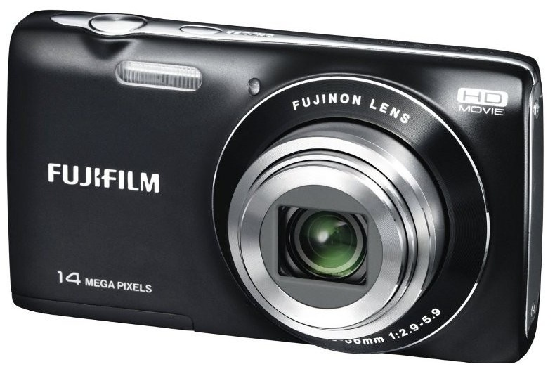 Digitálny kompakt  Fujifilm JZ100 Black