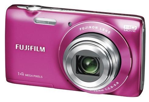 Digitálny kompakt  Fujifilm JZ100 Pink