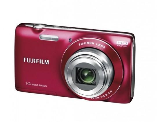 Digitálny kompakt  Fujifilm JZ100 Red