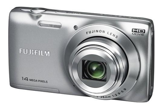 Digitálny kompakt  Fujifilm JZ100 Silver