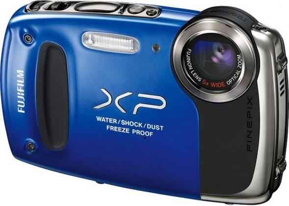 Digitálny kompakt  Fujifilm XP50 Blue