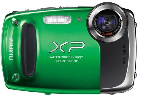 Digitálny kompakt  Fujifilm XP50 Green