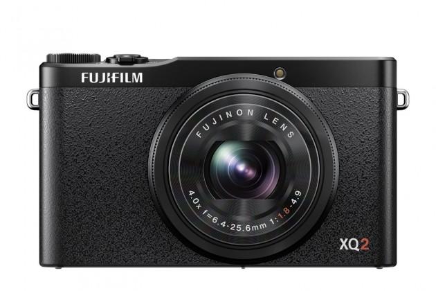 Digitálny kompakt Fujifilm XQ2 Black (16454734)