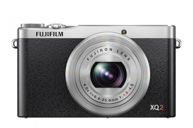 Digitálny kompakt Fujifilm XQ2 Silver (16454863)
