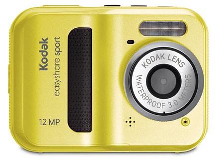 Digitálny kompakt Kodak C123YELLOW