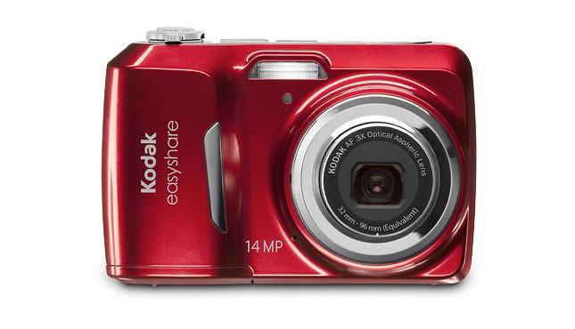 Digitálny kompakt  Kodak EasyShare C1530 Red