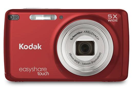 Digitálny kompakt  Kodak EasyShare M 577 Red