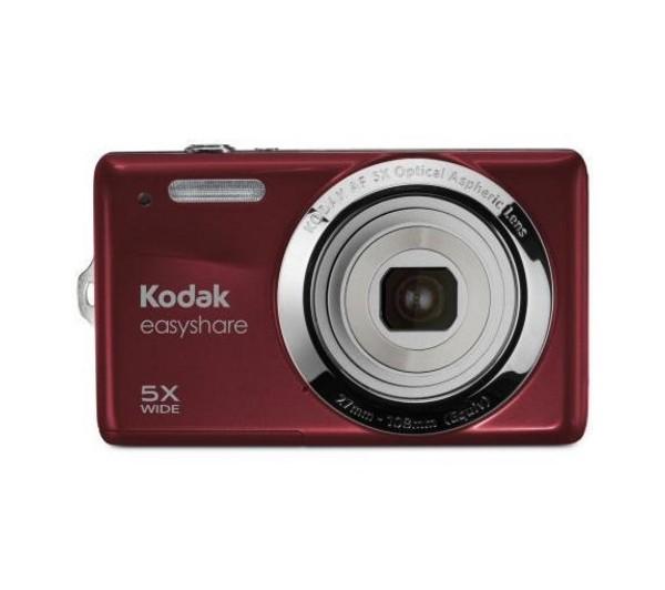 Digitálny kompakt  Kodak EasyShare M23 Red
