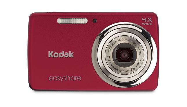 Digitálny kompakt  Kodak EasyShare M532 Red