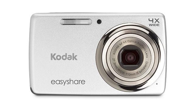Digitálny kompakt  Kodak EasyShare M532 Silver