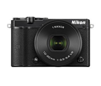 Digitálny kompakt Nikon 1 J5 + 10-30mm + 30-110mm black