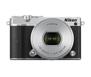 Digitálny kompakt Nikon 1 J5 + 10-30mm silver
