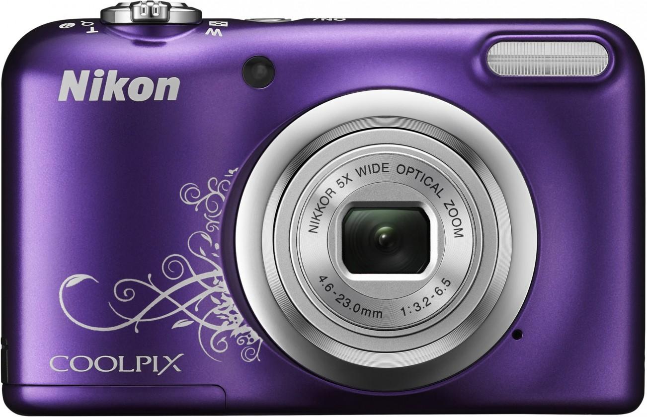 Digitálny kompakt NIKON COOLPIX A10, fialová ROZBALENÉ
