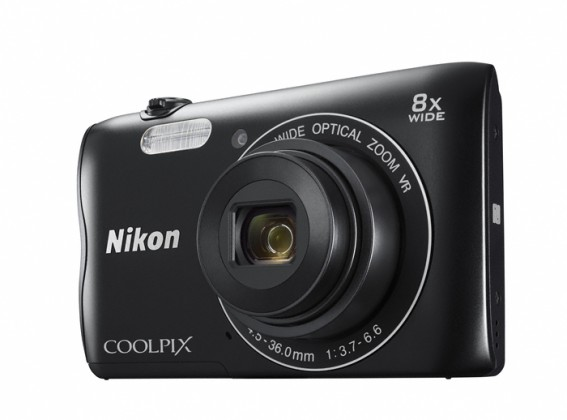 Digitálny kompakt NIKON COOLPIX A300 BLACK