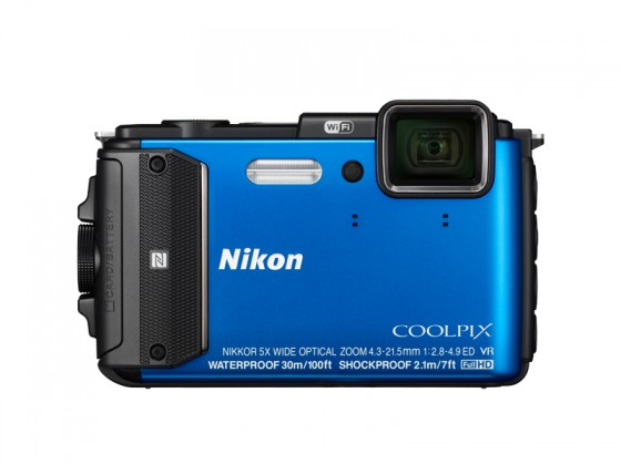 Digitálny kompakt Nikon COOLPIX AW130 blue