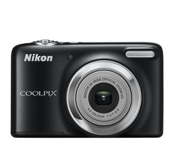 Digitálny kompakt  Nikon Coolpix L25 Black