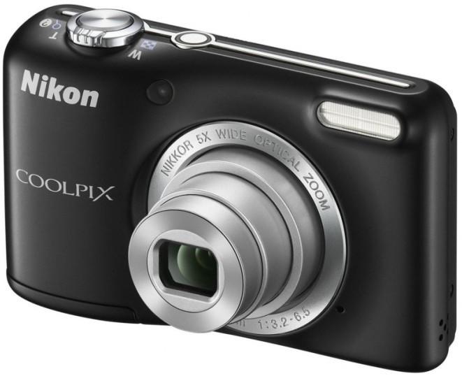 Digitálny kompakt  Nikon Coolpix L27 Black