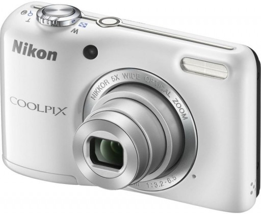 Digitálny kompakt  Nikon Coolpix L27 White