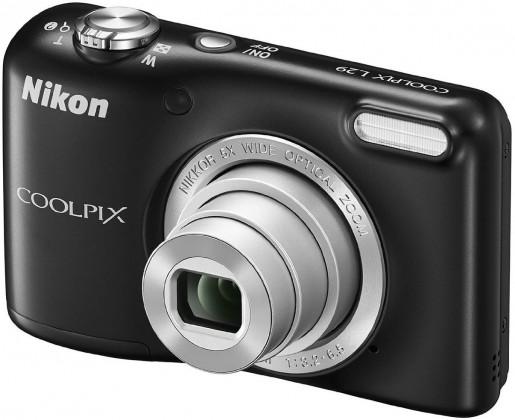Digitálny kompakt Nikon Coolpix L29 Black ROZBALENO