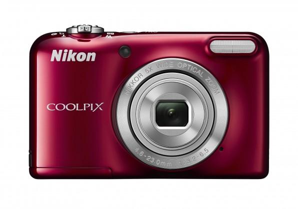 Digitálny kompakt Nikon COOLPIX L31 red