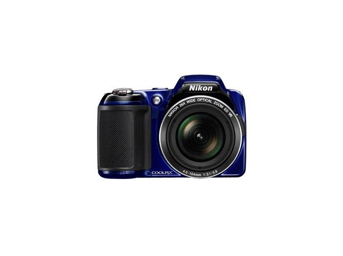 Digitálny kompakt  Nikon Coolpix L810 Blue