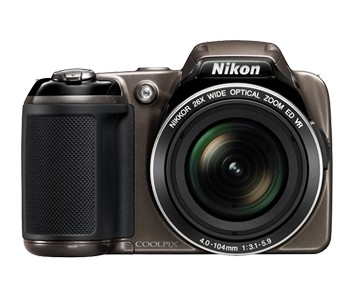 Digitálny kompakt  Nikon Coolpix L810 Bronze