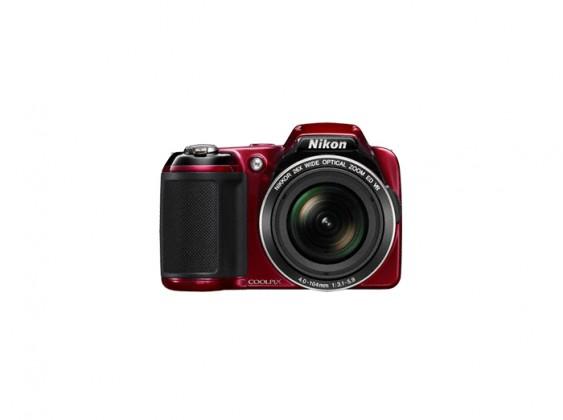 Digitálny kompakt  Nikon Coolpix L810 Red