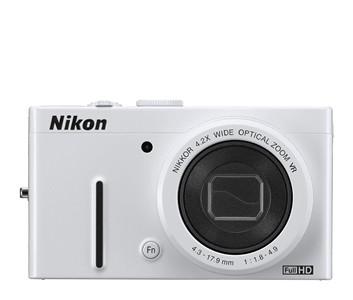 Digitálny kompakt  Nikon Coolpix P310 White