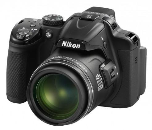 Digitálny kompakt  Nikon Coolpix P520 Black