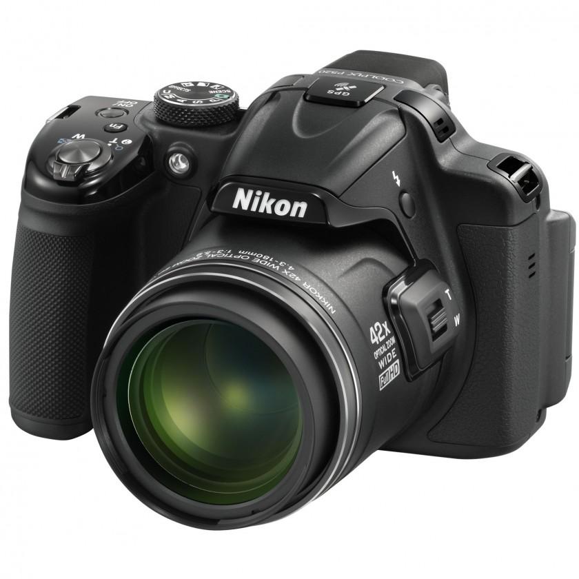 Digitálny kompakt  Nikon Coolpix P520  Silver