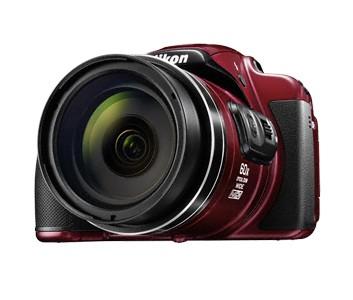 Digitálny kompakt Nikon COOLPIX P610 red