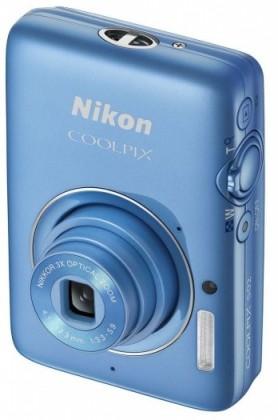 Digitálny kompakt Nikon Coolpix S02  Blue